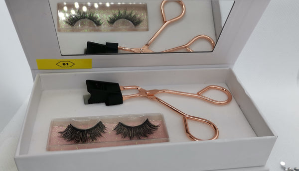 MAGNETIC LASHES CLIP 01