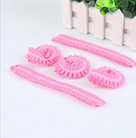 100 Pcs Disposable Head Cover