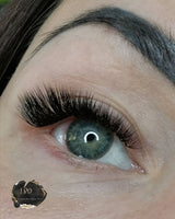 M Curl eyelashes extensions LIMITED EDITION