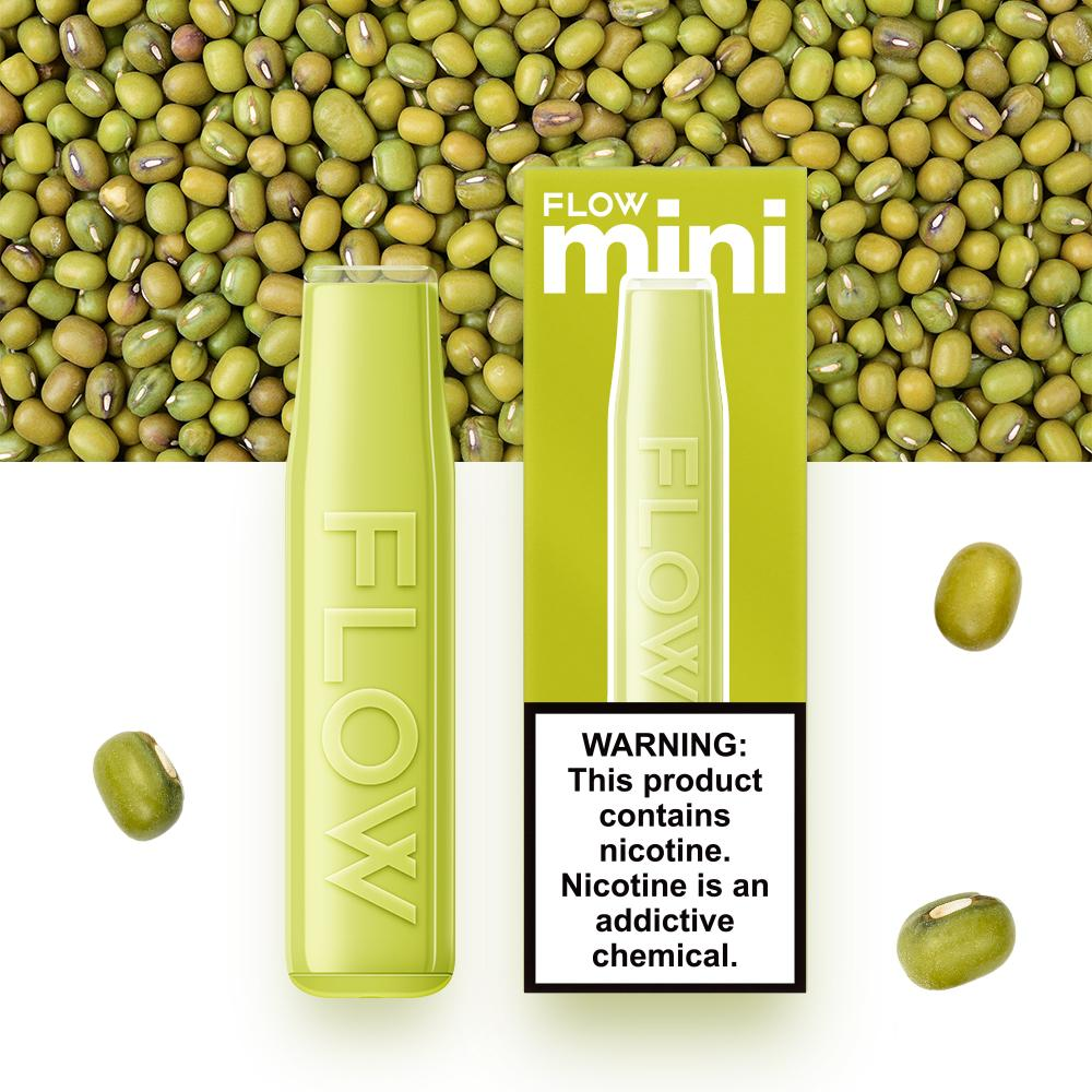 FLOW mini - Mung Bean Slush Flavor E-Cig (3% Nicotine) / Party Vape