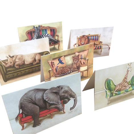 WILDLIFE CARD PACKS
