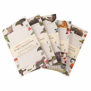 WILDLIFE NOTEPADS