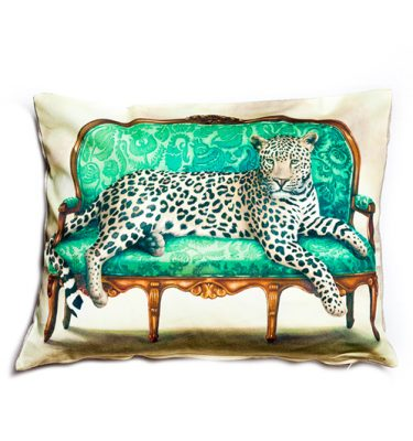 Cushion Cover - Leopard