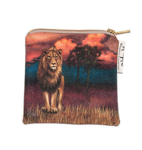 Coin Purse - Lion