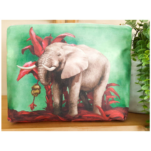Toiletry Bag - Elephant