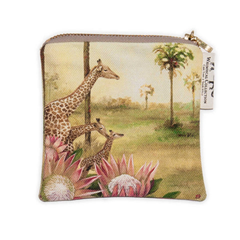 Coin Purse - Giraffe