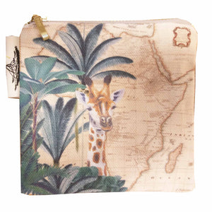 Coin Purse - Safari Collection - Giraffe