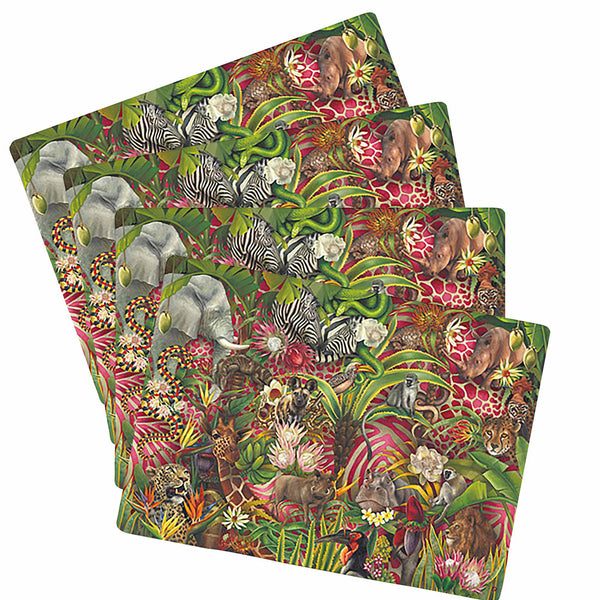 Jungle Placemats