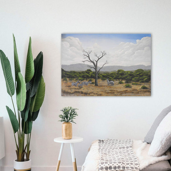 Original Artwork - J Patterson - Kruger National Park