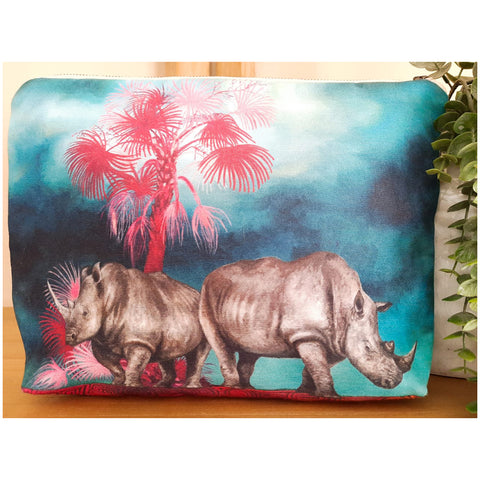 Toiletry Bag - Rhino