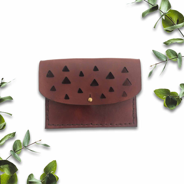 Leather Mini Purse