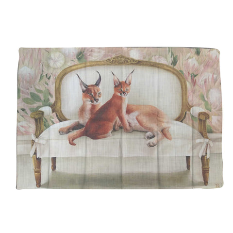 Tea Towel -  Caracal