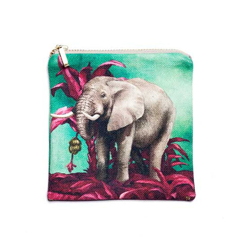 Coin Purse - Elephant