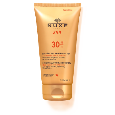 Nuxe Sun Lotion - High Protection for Face & Body SPF30