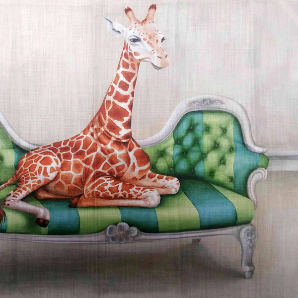 Tea Towel - Giraffe