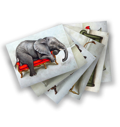 Wildlife Card Pack