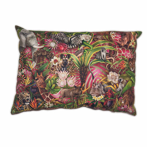 Cushion Cover - Jungle Design