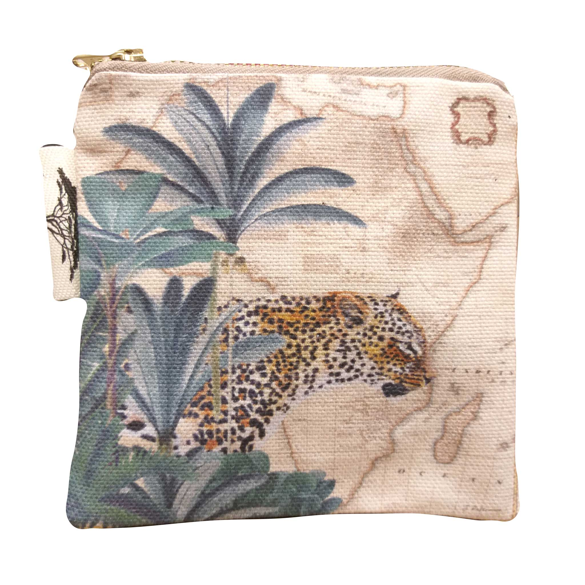 Coin Purse - Safari Collection - Leopard