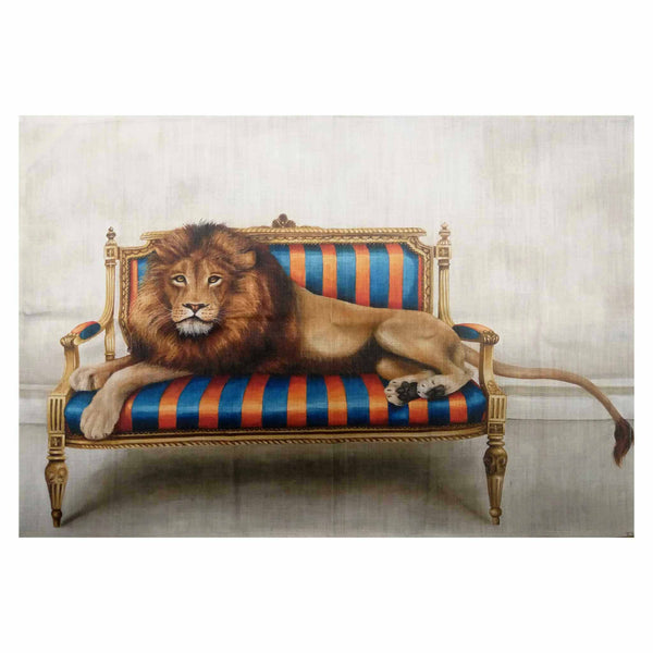Tea Towel -  Lion