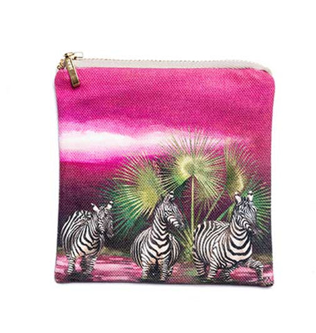 Coin Purse - Zebra