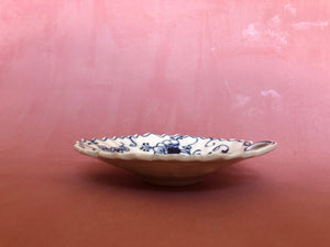 delft oyster dish