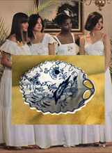 Load image into Gallery viewer, delft oyster dish