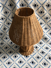 Load image into Gallery viewer, rattan lampshade