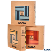 KAPLA Book & Colours Set