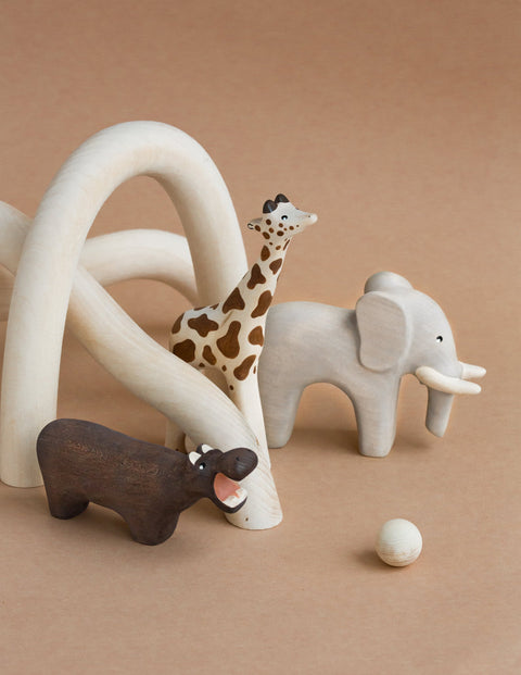 Iz Vetvey Safari Animal Set