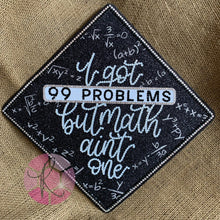 Load image into Gallery viewer, Pre-Order DEPOSIT Grad Cap/Mortarboard TOPPER