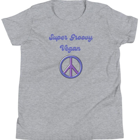Kids T-Shirt Super Groovy Vegan
