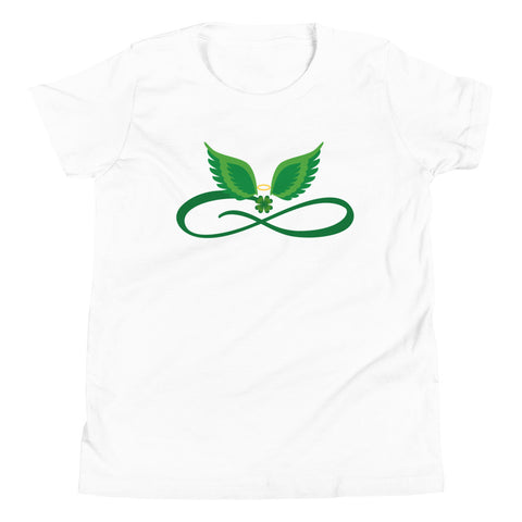 Kids Infinity Angel Wings T-Shirt