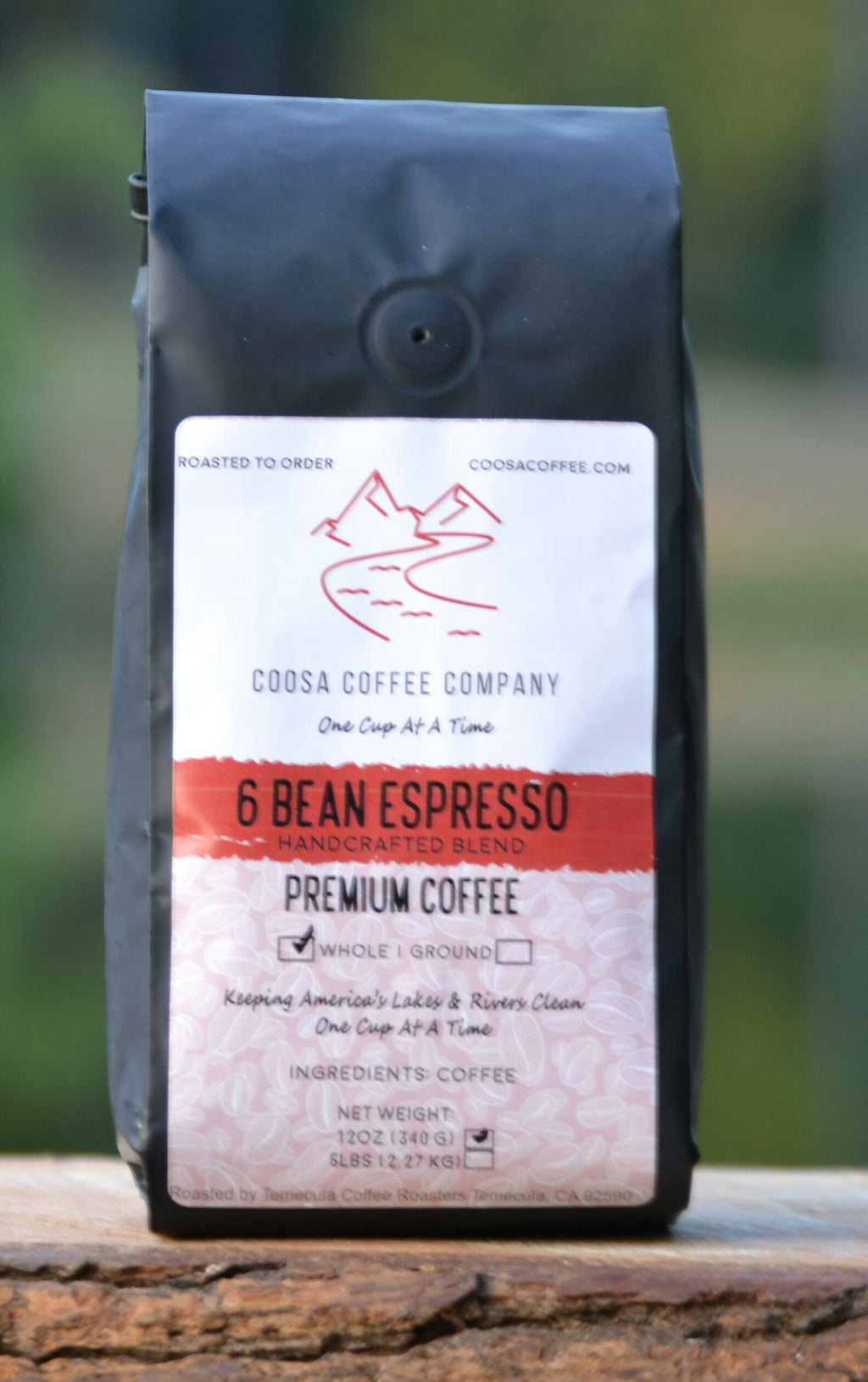 6 Bean Espresso - Dark Roast