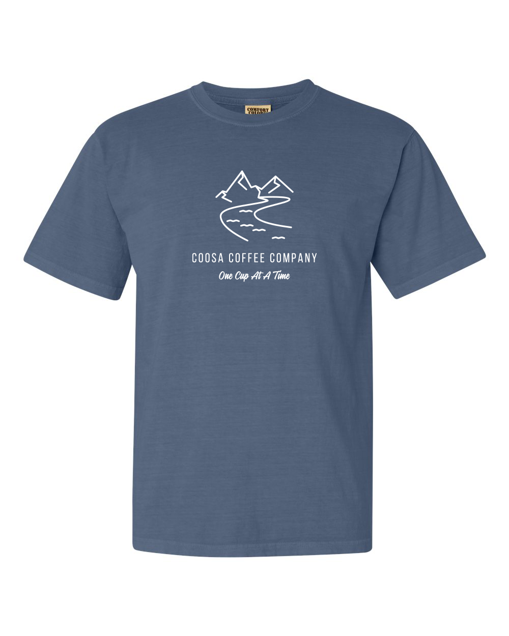T-shirt - with FREE 2oz Coffee Sample