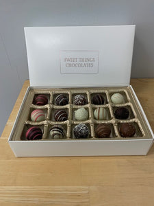 Large Truffle Box