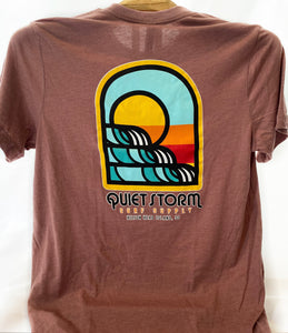 QS GOLDEN RIM T-SHIRT