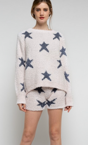Star Cozy Sweater