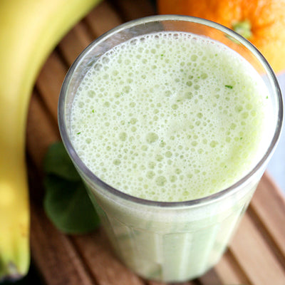 The Hawaiian - A Green Smoothie That Tastes Good
