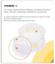 Load image into Gallery viewer, Disposable Nursing Pads (60 count)