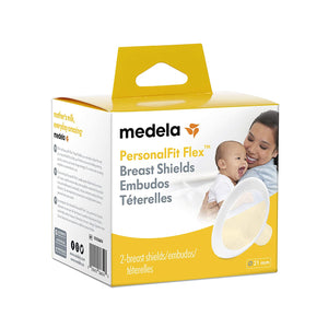 PersonalFit FLEX Breast Shields - 2 Pack- Medela