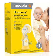 Load image into Gallery viewer, Medela - NEW Harmony® Manual Breast Pump with PersonalFit Flex™