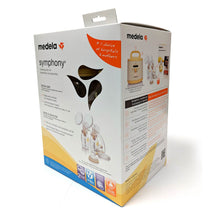 Load image into Gallery viewer, Medela Symphony Breast Pump Kit - Personal Kit For Symphony Rental