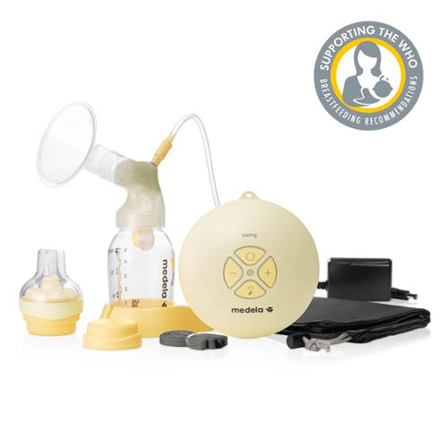 Swing Single Electric Breast Pump