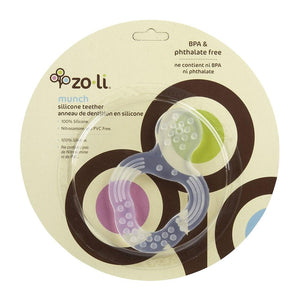 Munch - Silicone Teether by Zoli