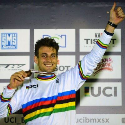 Joris Daudet World Champ TWOB-SPORT