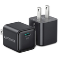 iPhone 12 Charger, 2-Pack 20W USB C PD Wall Charger-RAVPower