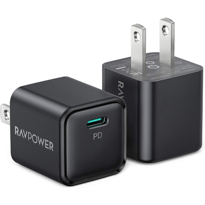 iPhone 12 Charger, 2-Pack 20W USB C PD Wall Charger