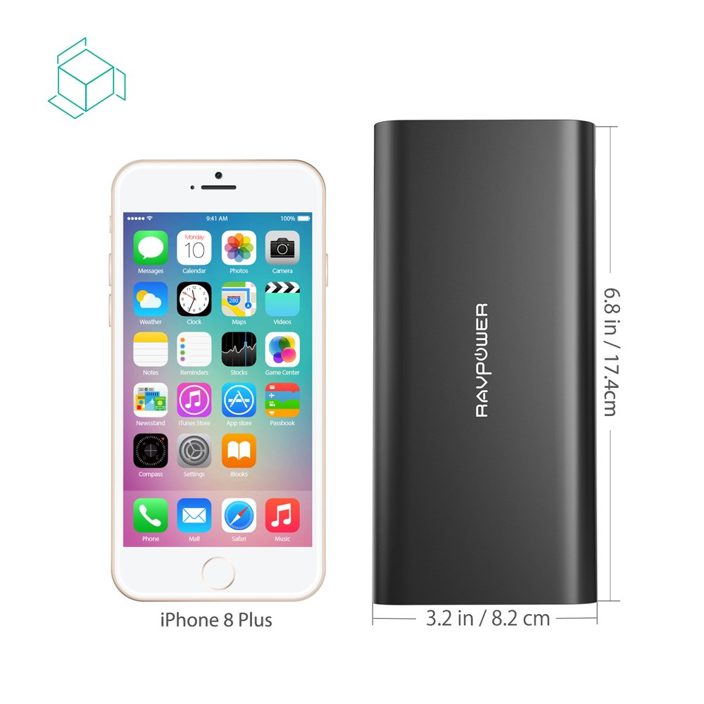 Prime 26800mAh 3-Port Power Bank