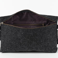 TRAVELLER CROSS BODY IN HARRIS TWEED