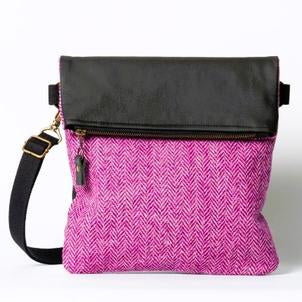 Collection of Harris Tweed Messenger Bags